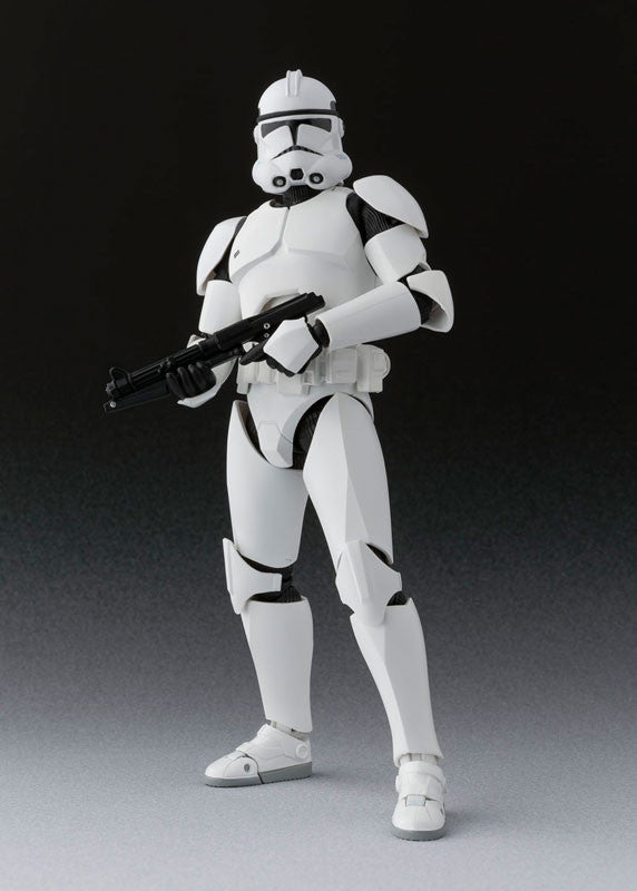 S.H.Figuarts - Star Wars - Clone Trooper Phase 2 - Marvelous Toys - 3