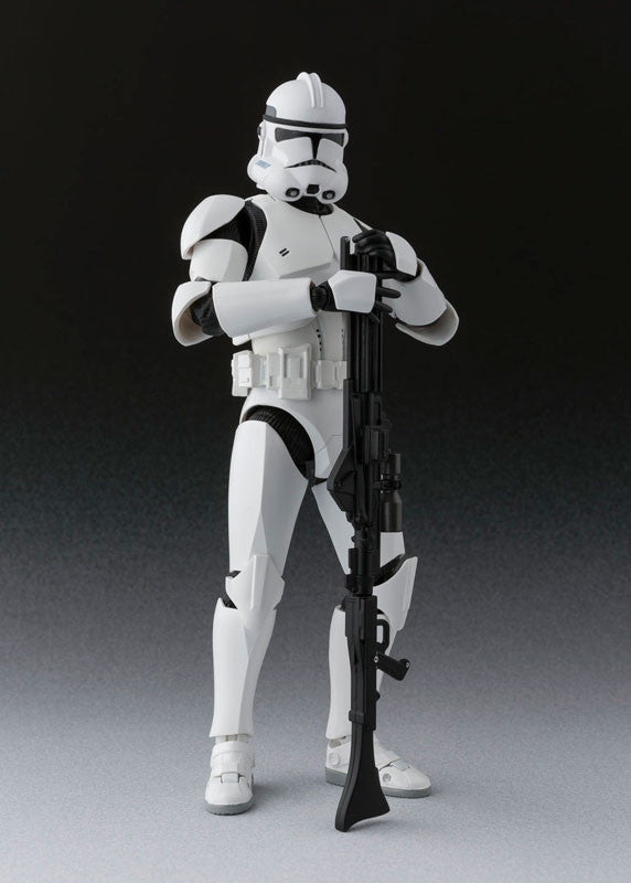 S.H.Figuarts - Star Wars - Clone Trooper Phase 2 - Marvelous Toys - 4