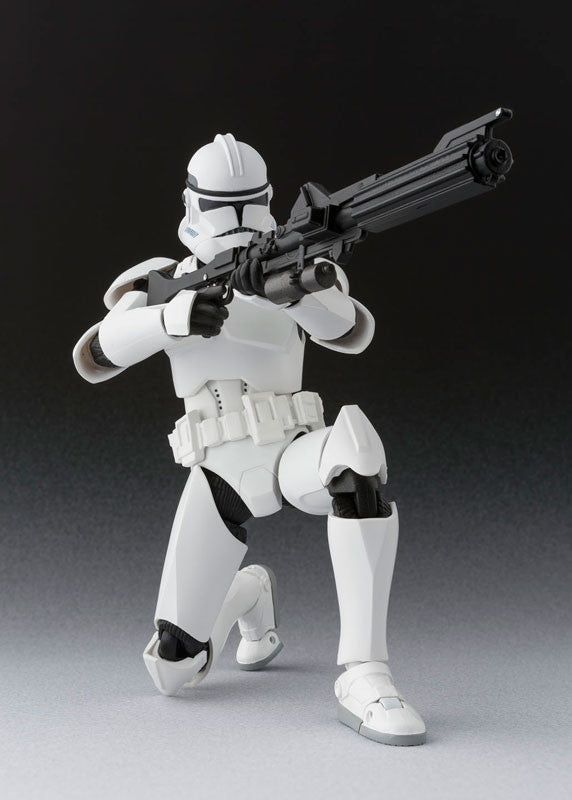 S.H.Figuarts - Star Wars - Clone Trooper Phase 2 - Marvelous Toys - 5