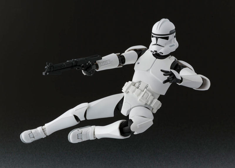 S.H.Figuarts - Star Wars - Clone Trooper Phase 2 - Marvelous Toys - 2