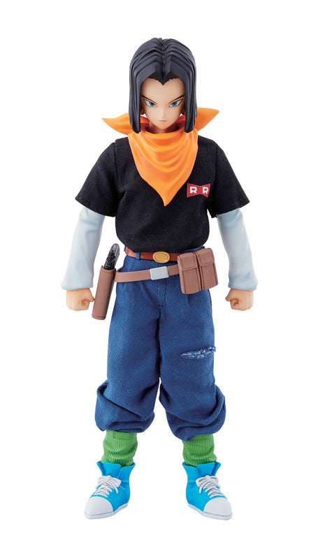 MegaHouse - Dimension of Dragonball - Android 17 - Marvelous Toys - 1