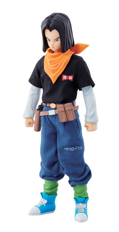 MegaHouse - Dimension of Dragonball - Android 17 - Marvelous Toys - 2