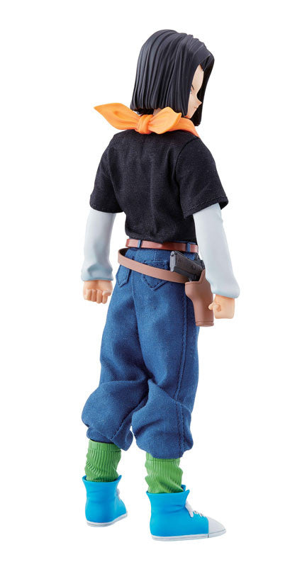 MegaHouse - Dimension of Dragonball - Android 17 - Marvelous Toys - 3
