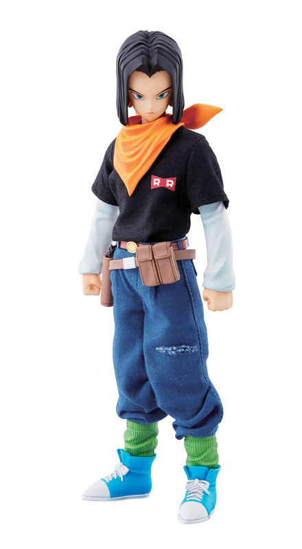 MegaHouse - Dimension of Dragonball - Android 17 - Marvelous Toys - 4
