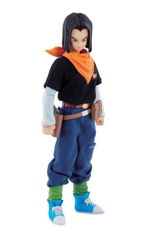 MegaHouse - Dimension of Dragonball - Android 17 - Marvelous Toys - 5
