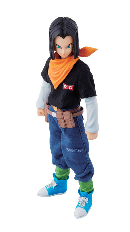 MegaHouse - Dimension of Dragonball - Android 17 - Marvelous Toys - 6