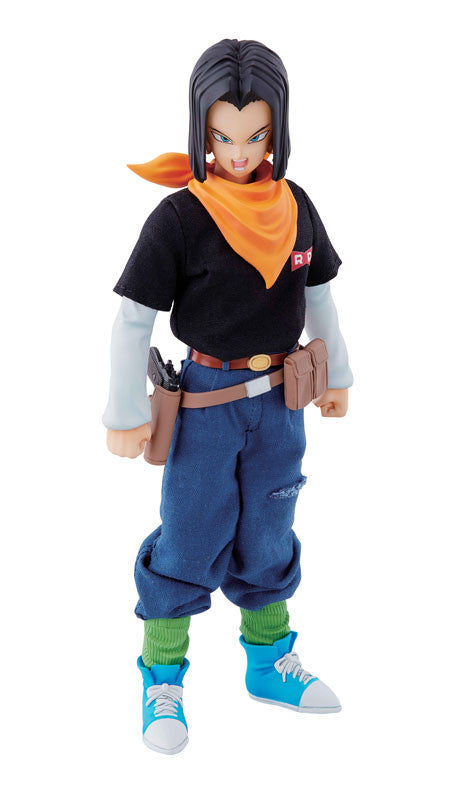 MegaHouse - Dimension of Dragonball - Android 17 - Marvelous Toys - 7
