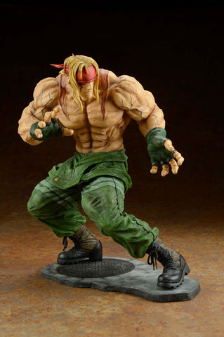 Embrace Japan - Street Fighters III: 3rd Strike - Fighters Legendary - Alex (1/8 Scale) - Marvelous Toys - 1