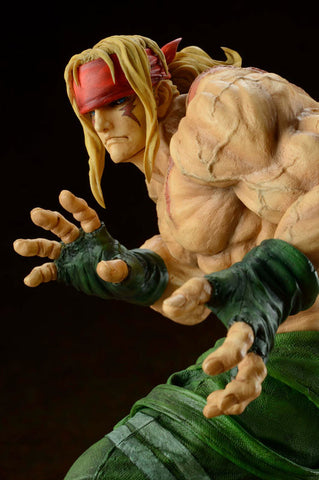 Embrace Japan - Street Fighters III: 3rd Strike - Fighters Legendary - Alex (1/8 Scale) - Marvelous Toys - 2