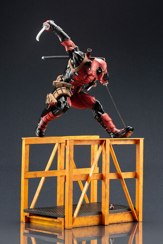 Kotobukiya - ARTFX+ - Super Deadpool 2017 Marvel Now! (1/6 Scale) - Marvelous Toys - 9