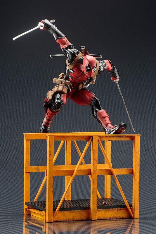 Kotobukiya - ARTFX+ - Super Deadpool 2017 Marvel Now! (1/6 Scale) - Marvelous Toys - 10