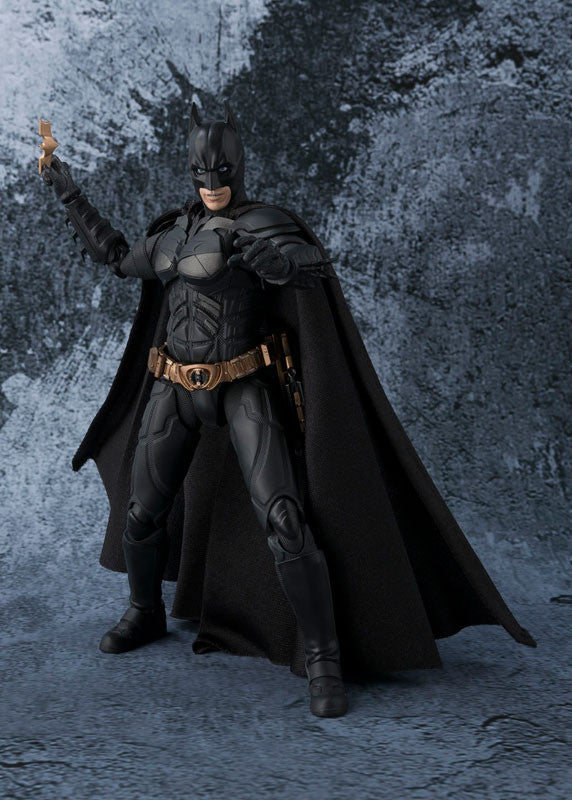 S.H.Figuarts - The Dark Knight - Batman - Marvelous Toys - 4