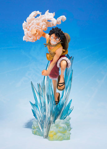 Figuarts ZERO - One Piece - Monkey D. Luffy -Brother's Bond- - Marvelous Toys - 1