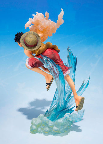 Figuarts ZERO - One Piece - Monkey D. Luffy -Brother's Bond- - Marvelous Toys - 2