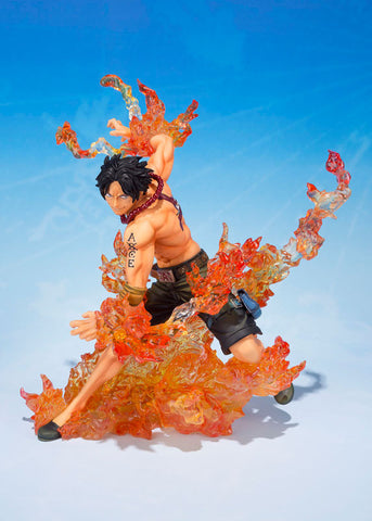 Figuarts ZERO - One Piece - Portgas D. Ace -Brother's Bond- - Marvelous Toys - 1