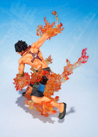 Figuarts ZERO - One Piece - Portgas D. Ace -Brother's Bond- - Marvelous Toys - 2