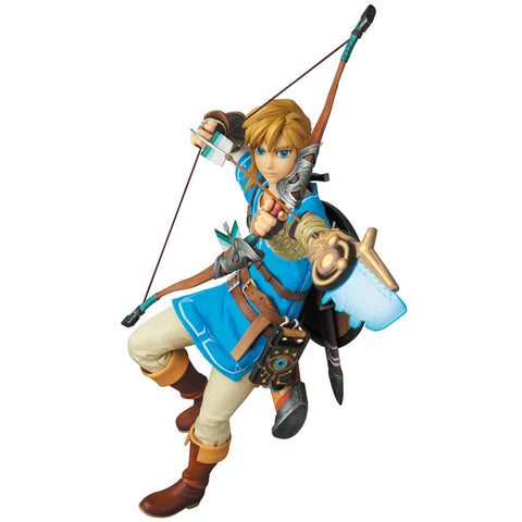 Real Action Heroes - No. 764 - The Legend of Zelda: Breath of the Wild - Link (Breath of the Wild Ver.) (1/6 Scale)