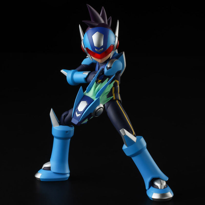 Sentinel - 4inch-nel - Mega Man Star Force (Shooting Star Rock Man)