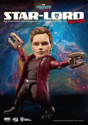Egg Attack Action - EAA-050 - Guardians of the Galaxy Vol. 2 - Star-Lord