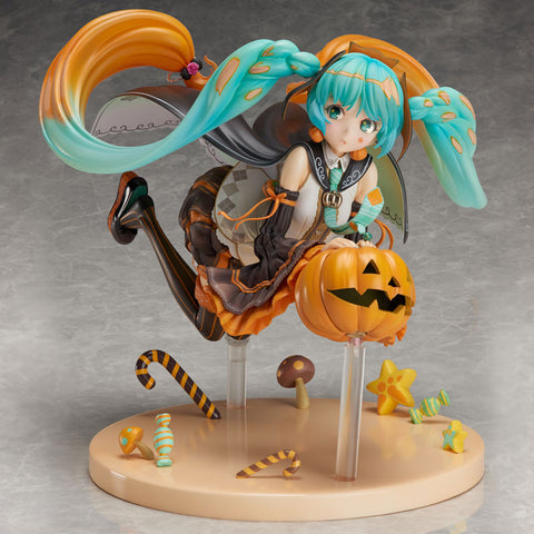 "Union Creative - Hatsune Miku ""TRICK or MIKU"" illustration by HIDARI"