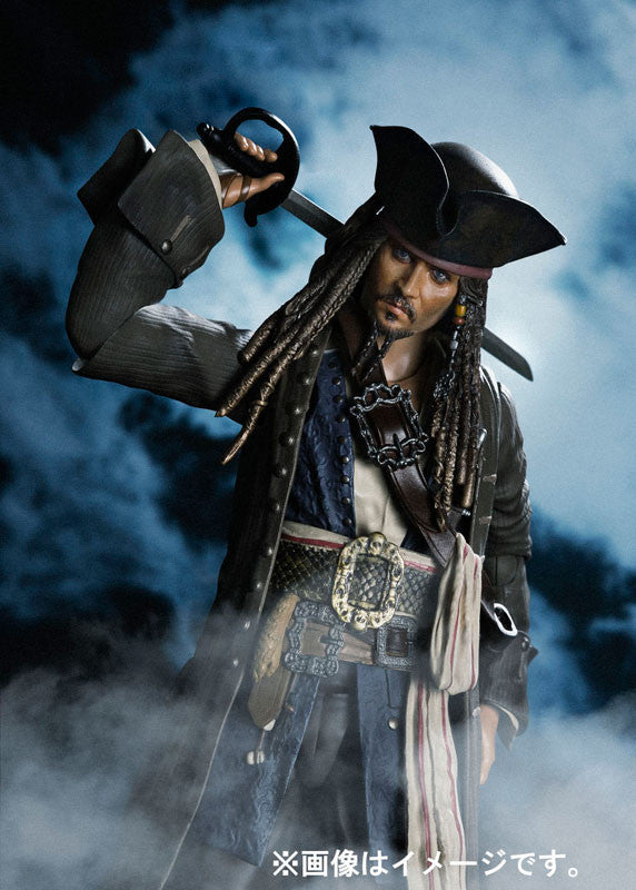 S.H.Figuarts - Pirates of the Caribbean: Dead Men Tell No Tales - Captain Jack Sparrow