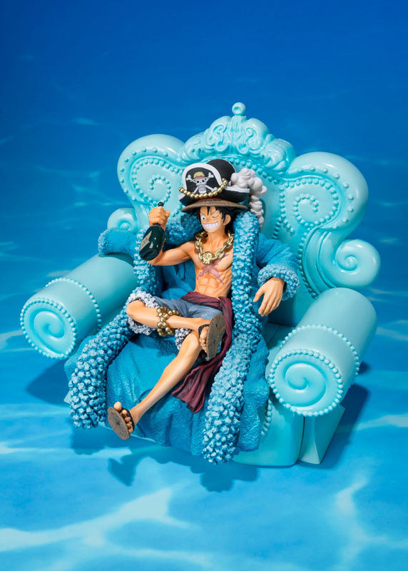 Figuarts ZERO - One Piece - Monkey D. Luffy (20th Anniversary Ver.)