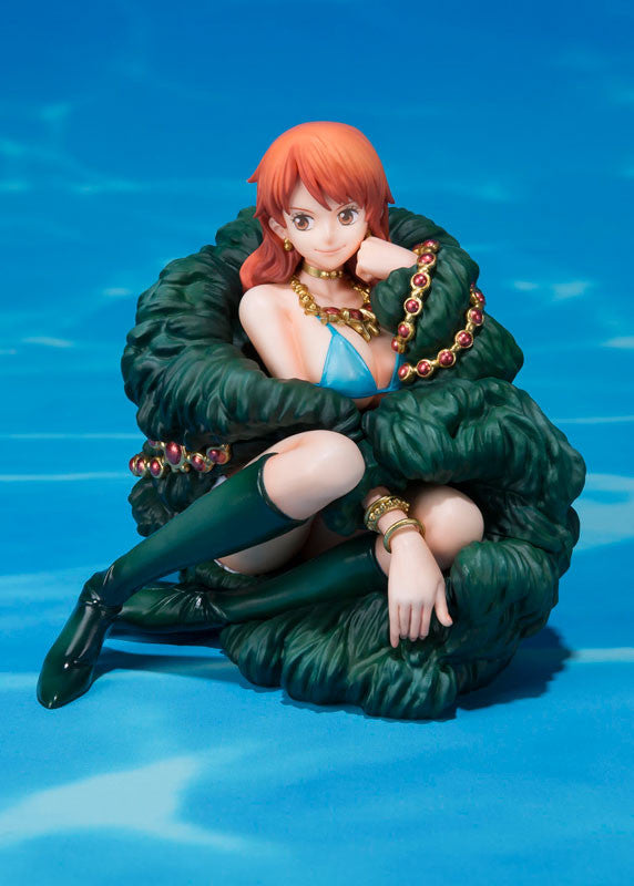 Figuarts ZERO - One Piece - Nami (20th Anniversary Ver.)