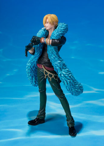 Figuarts ZERO - One Piece - Sanji (20th Anniversary Ver.)