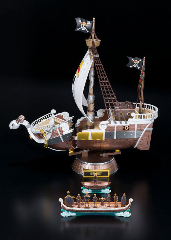 Bandai - Chogokin - One Piece - Going Merry (20th Anniversary Ver.) Premium Color Ver.