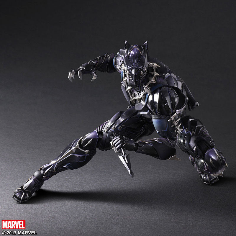 Play Arts Kai - Marvel Universe Variant - Black Panther