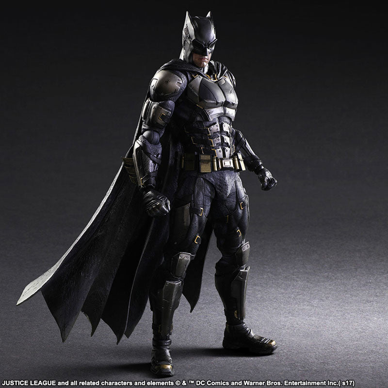 Play Arts Kai - Justice League - Batman Tactical Suit Ver.