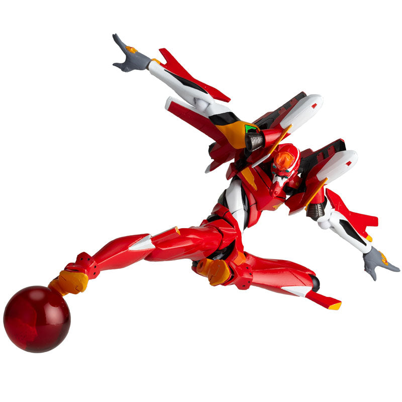Kaiyodo Revoltech - Evangelion Evolution EV-005 - Evangelion Unit-02 (Production Model)