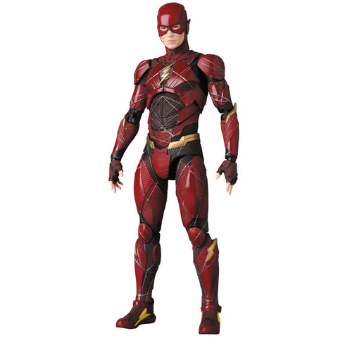 MAFEX No. 58 - Justice League - The Flash