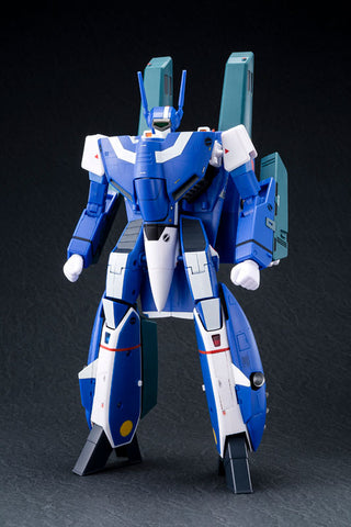 Arcadia - The Super Dimensional Fortress Macross - Kanzen Henkei VF-1J Maximilian Jenius Type with Super Parts