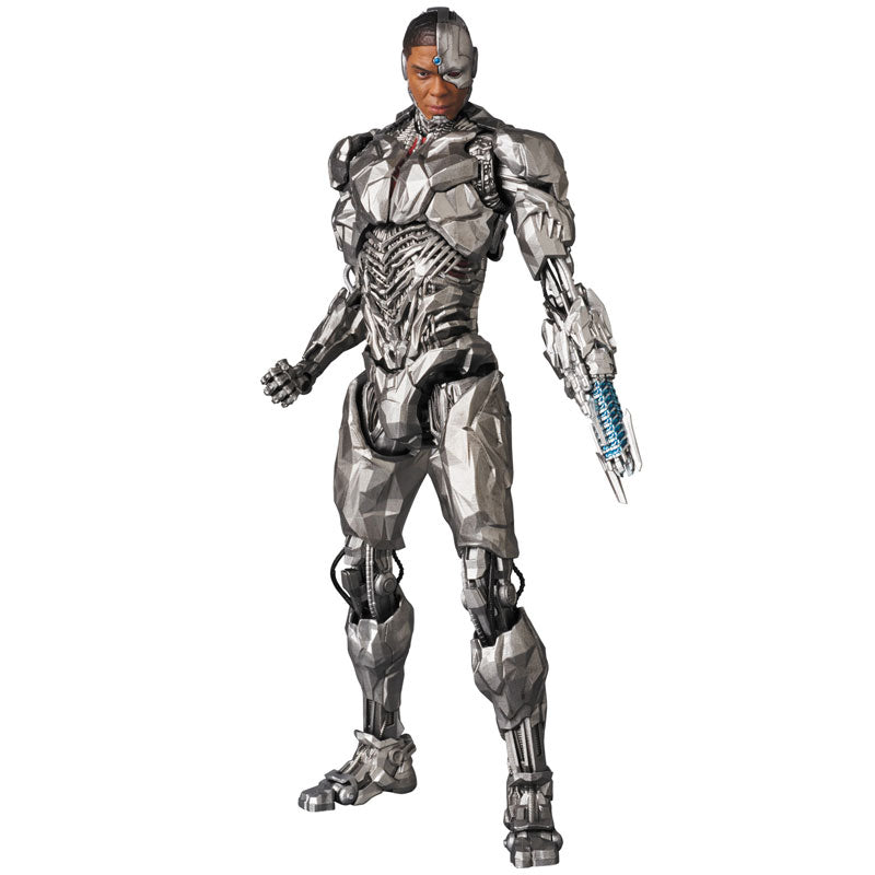MAFEX No. 63 - Justice League - Cyborg
