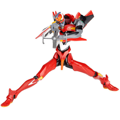 Kaiyodo Revoltech - Evangelion Evolution EV-011 - EVA-02 Production Model Beta
