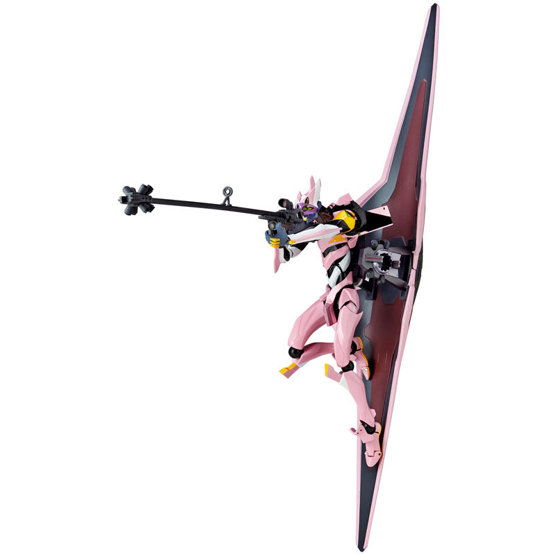 Kaiyodo Revoltech - Evangelion Evolution EV-012 - EVA Unit-08 Alpha Utility Model (WILLE Custom)
