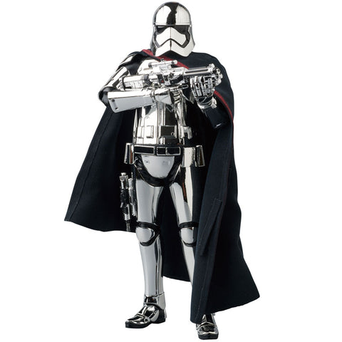 MAFEX No. 66 - Star Wars: The Last Jedi - Captain Phasma