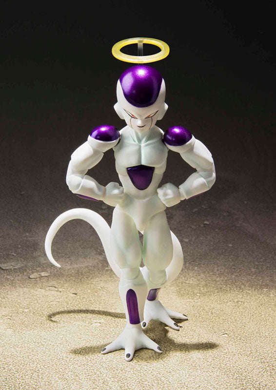 S.H.Figuarts - Dragon Ball Super - Frieza Last Form -Fukkatsu- (Resurrection)