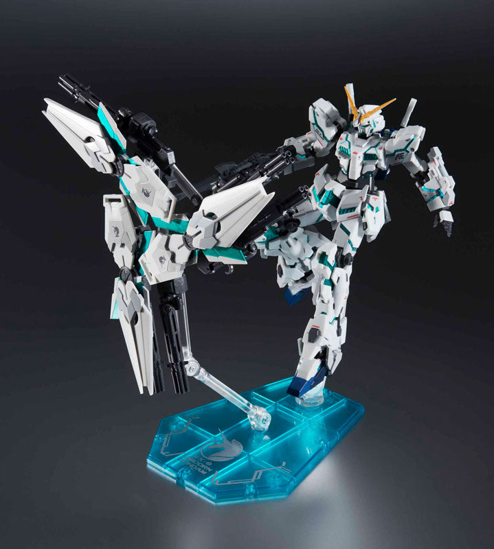 Bandai - The Robot Spirits [Side MS] - Mobile Suit Gundam - Unicorn Gundam (Awakened Mode) [Real Marking Ver.]