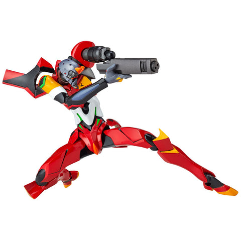 Kaiyodo Revoltech - Evangelion Evolution EV-014 - EVA Kai Unit-02 Production Model (Gamma)