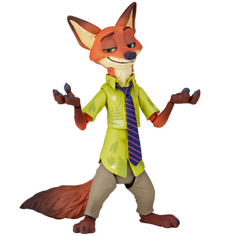 Kaiyodo - Figure Complex Movie Revo Series No. 010 - Zootopia - Nick Wilde