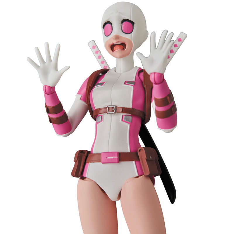 MAFEX No. 71 - Marvel Comics - Gwenpool