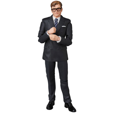 "MAFEX No. 072 - Kingsman: The Secret Service - Gary ""Eggsy"" Unwin"