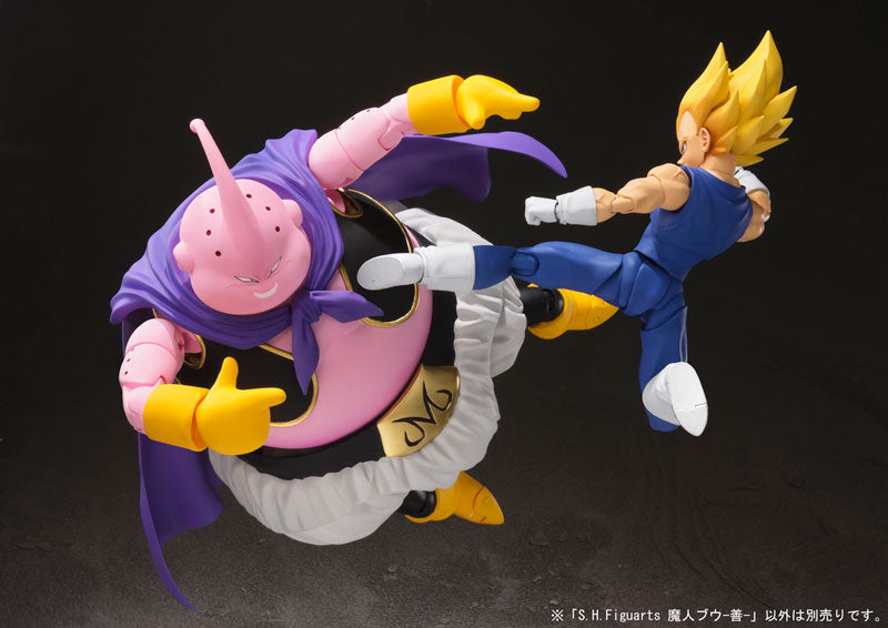 S.H.Figuarts - Dragon Ball Z - Majin Buu (Good/Zen Ver.)