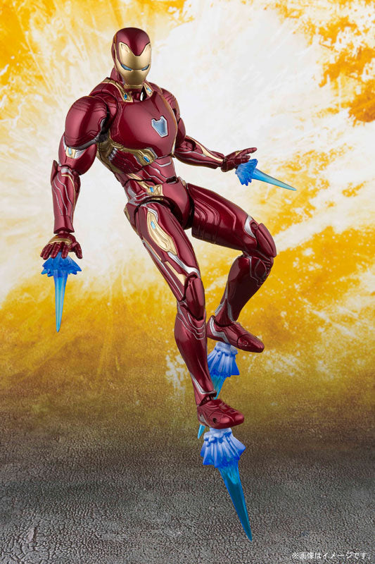 S.H.Figuarts - Avengers: Infinity War - Iron Man Mark 50 (TamashiiWeb Exclusive)