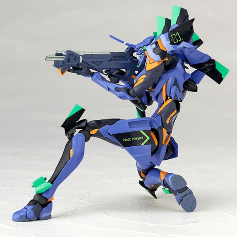 Kaiyodo Revoltech - Evangelion Evolution EV-017 - Evangelion Anima - EVA Unit-01 Final Model