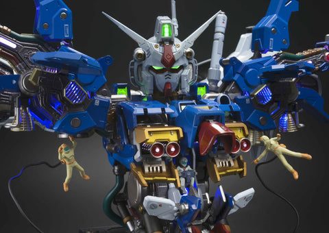 Bandai - Formania EX - Mobile Suit Gundam 0083: Stardust Memory - Prototype Gundam Unit 1 Full Burnern