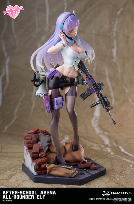 DamToys - After-School Arena - First Shot: All-Rounder Elf (1/7 Scale)