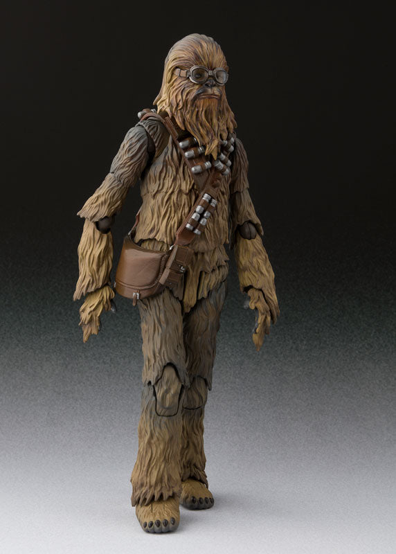 S.H.Figuarts - Solo: A Star Wars Story - Chewbacca